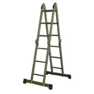 ALCO Multi-Foldable Aluminium Ladder