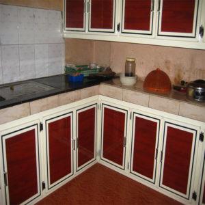 ALFB01N-Aluminium Kitchen Cupboard