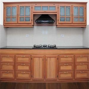 ALFB02 Aluminium Kitchen Cupbaord (300 x 300)