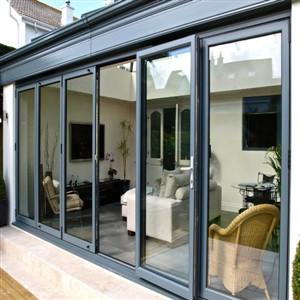 ALFB13 Aluminium Sliding Doors (300 x 300)