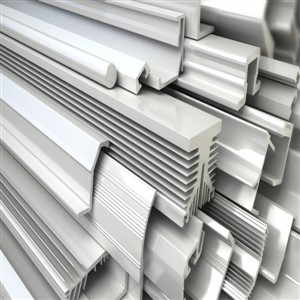 Aluminium Extruded Profile ALEXP11 (300 x 300)