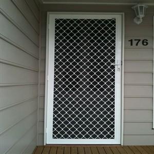 Aluminium Grills Door (300 x 300)
