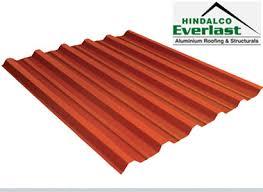 HINDALCO Everlast Aluminium Roofing Sheet