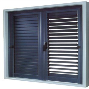Louver Section Aluminium ALEXP18 (300 x 300)