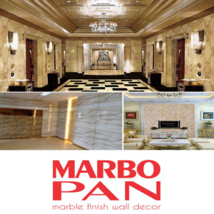 MARBOPAN for partition and Wall