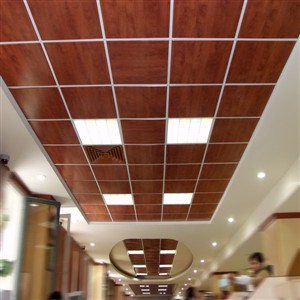 ALUMINIUM FALSE-CEILING