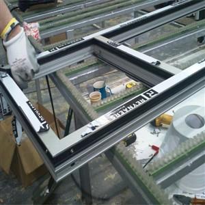 Aluminium Fabricated Windows ALFB36