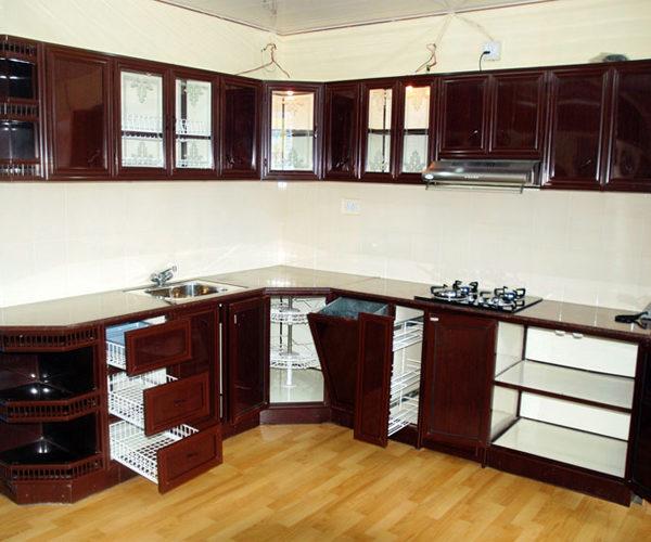 Aluminium Kitchen Cabinets In Kerala