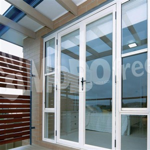 Fabricated Aluminium Door DOR13 (300 x 300)