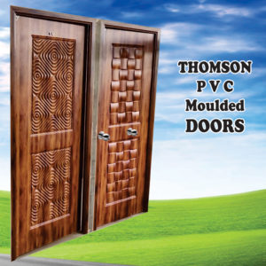 Thomson PVC Moulded Door